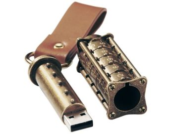 The Cryptex USB Flash Drive