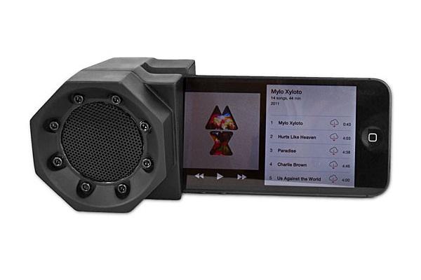 Touch Mini Boombox Speaker