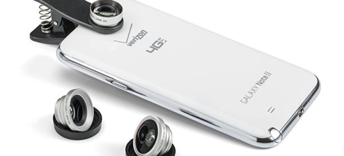 Universal Clip-On Lens System