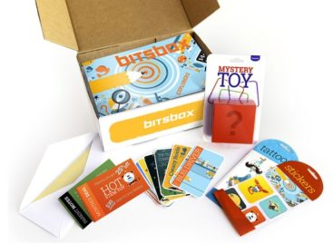 Bitsbox Teaches Your Kids To Code