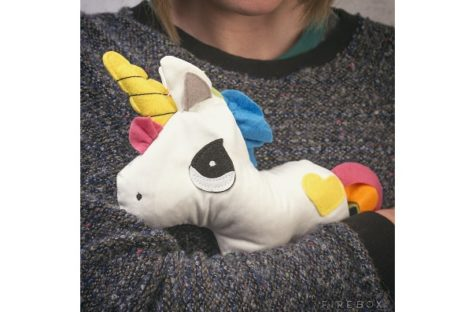 Heated Huggable Unicorn