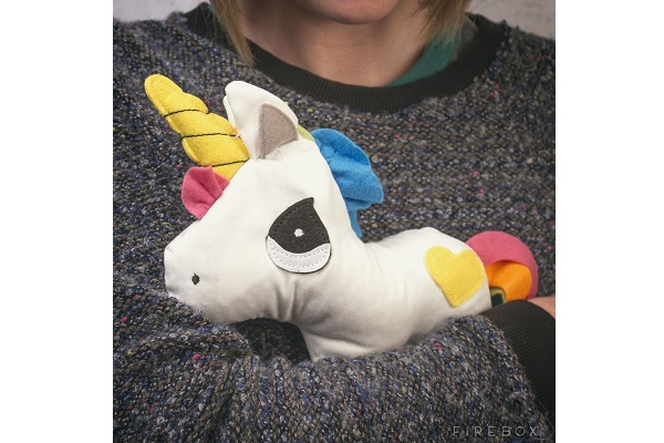 Huggable Heated Unicorn