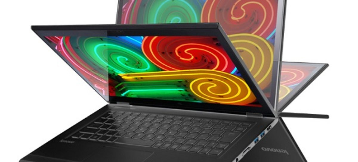 Lenovo LaVie Z Convertible PC