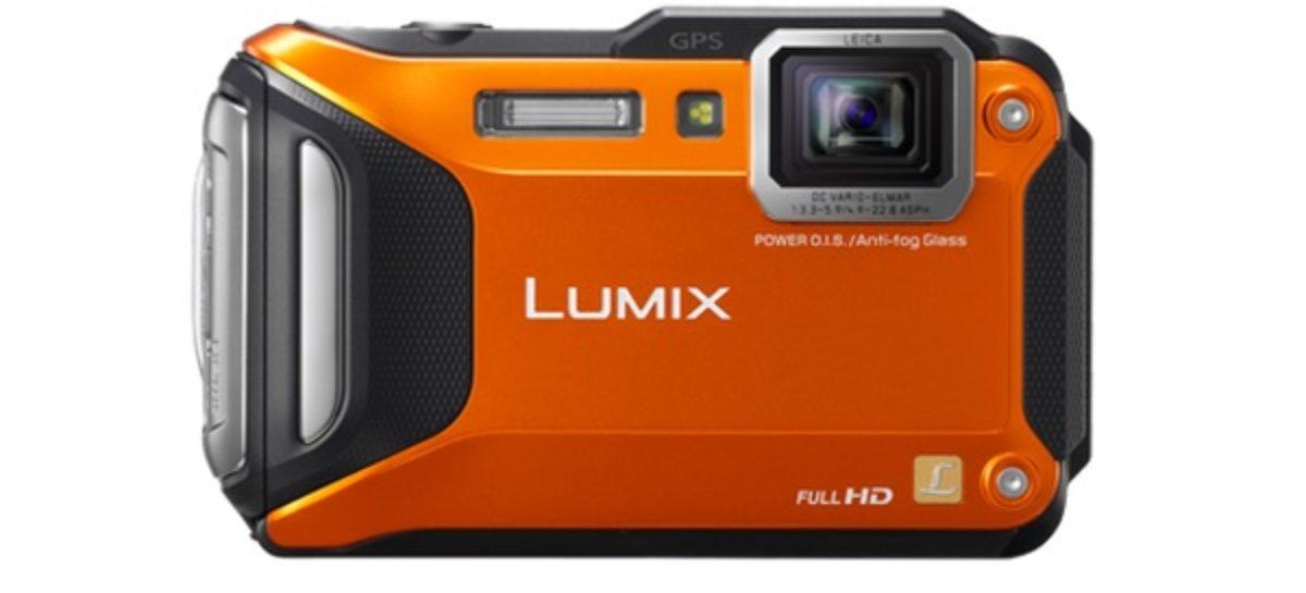 Panasonic LUMIX TS6 Rugged Digital Camera
