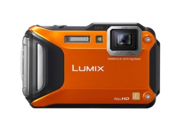 Panasonic LUMIX TS6 Rugged Digital Camera