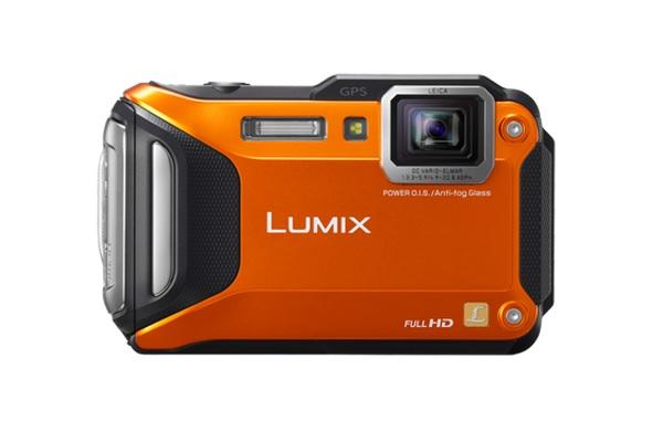 Panasonic LUMIX TS6 Digital Camera