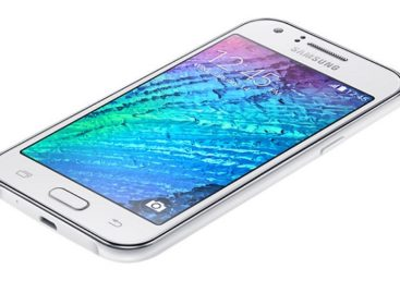 Samsung Galaxy J1Smartphone Announced