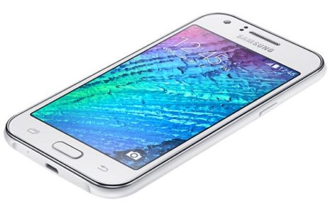 Samsung Galaxy J1Smartphone Announced