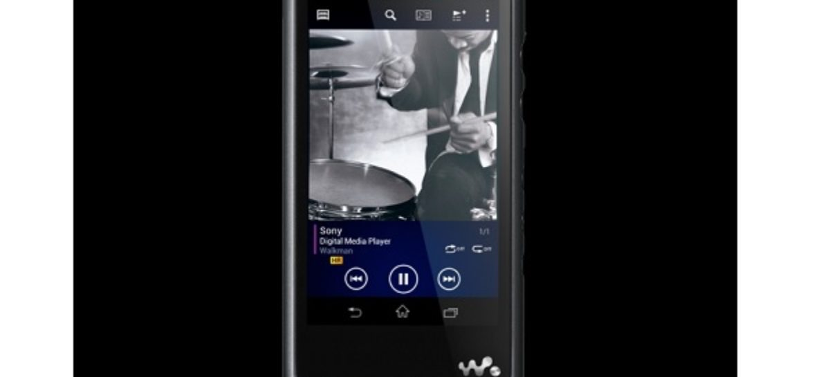 Sony NW-ZX2 – The Newest Walkman Audio Player