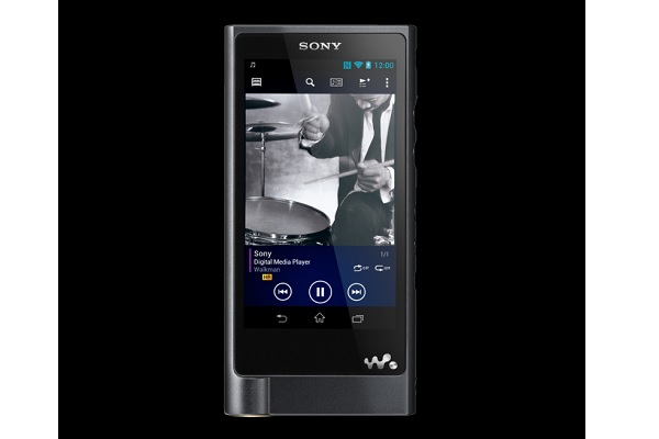 Sony NW-ZX2 Walkman