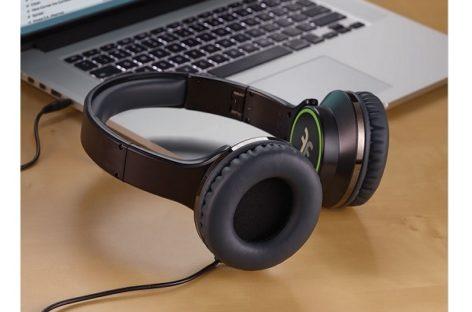 Convertible Headphone Speakers