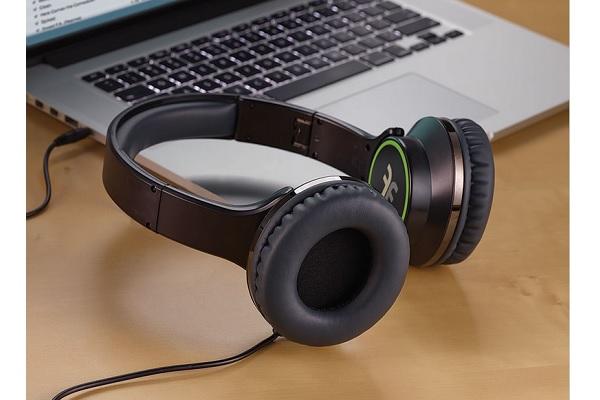 The Convertible Headphone Speakers