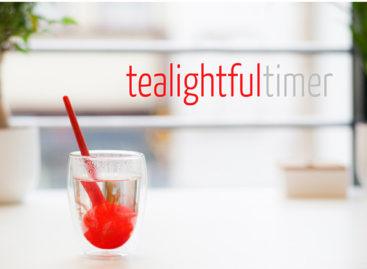 Tealightful Timer: World's Smartest Tea Infuser