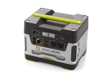 Goal Zero Yeti 400 Portable Solar Generator