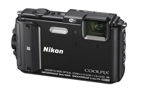 Nikon Coolpix AW130 Digital Camera Announced