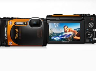 Olympus Stylus Tough TG860 Digital Camera
