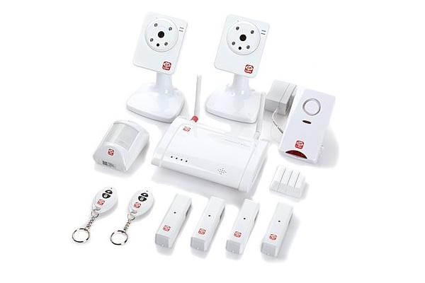 Oplink Wireless Smart Home Full Security and Alert System
