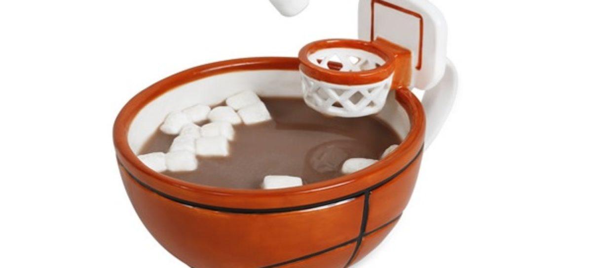 The Hoopster's Free Throw Mug