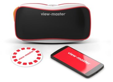 Google Partners With Mattel For Updated View Master