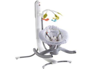4-in-1 Smart Connect Cradle 'n Swing