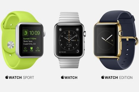 Apple Watch Finally Revealed