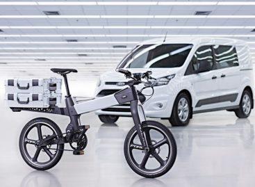 Ford MoDe: Pro E-Bike
