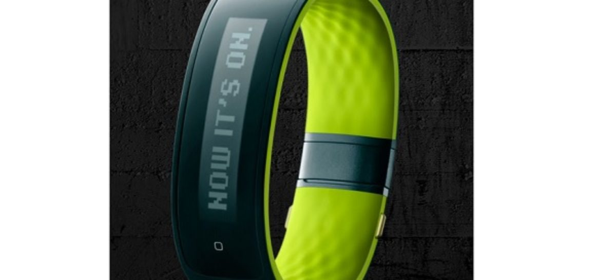 HTC Unveils The HTC Grip Fitness Tracker