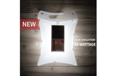LuminAID PackLite 16 Inflatable Lamp