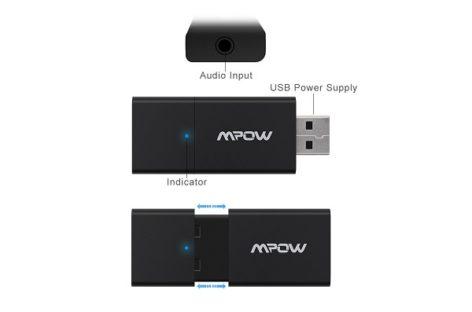 Mpow Streambot Slider Bluetooth Dongle