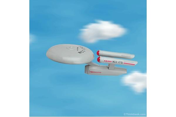 Star Trek U.S.S. Enterprise Flying Disc