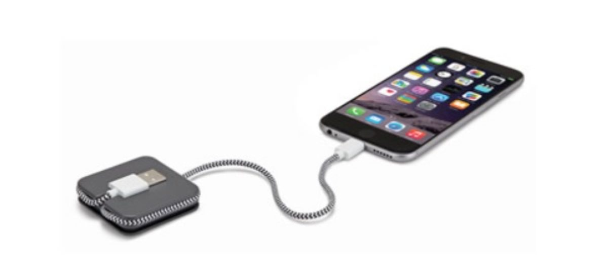 The Pocket Sized iPhone Backup Battery