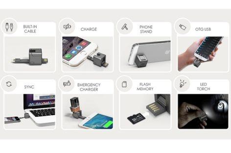 The WonderCube Portable Mobile Accessory