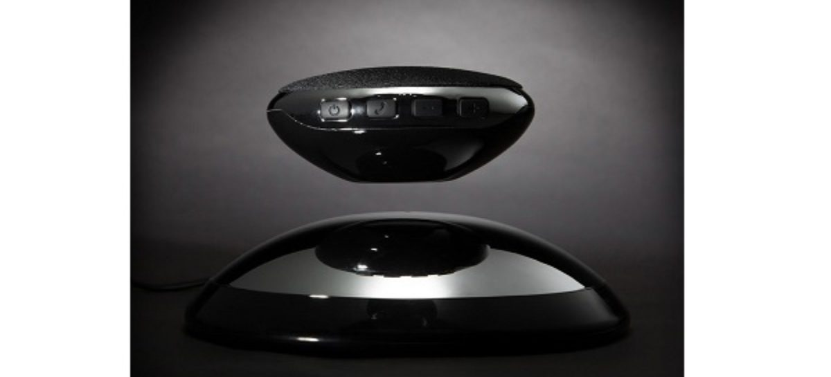 Helium Levitate Floating Speaker