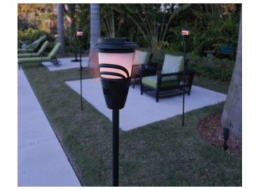 Mosquito Repelling Flameless Torches