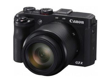 Canon Powershot G3X Digital Camera