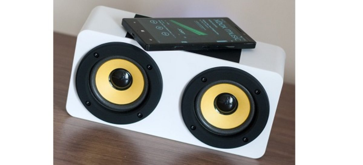 Induction Duo Speaker