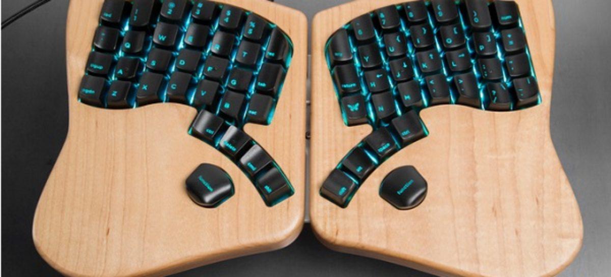Keyboardio Model 01 Keyboard