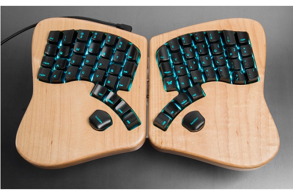 Keyboardio Model 01