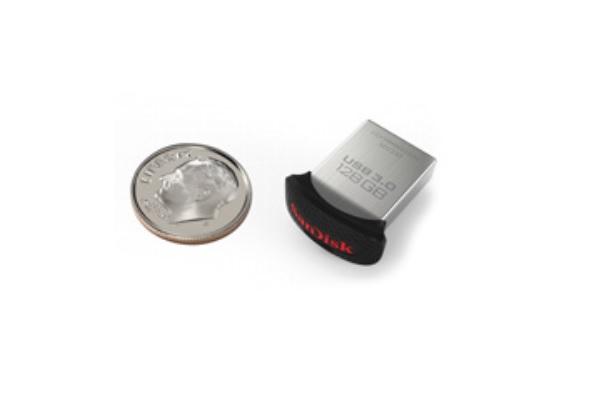 SanDisk Ultra Fit USB 3.0 Flash Disk