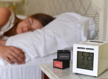 The SensorWake Awakens You With Pleasant Smells
