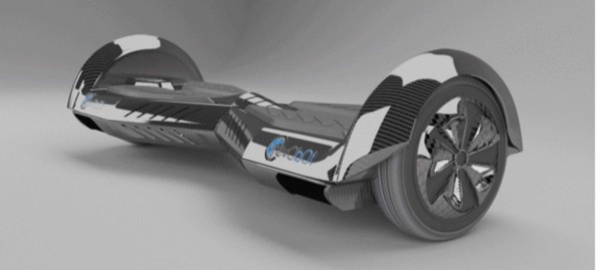 RevoBot Smart Body Gravity Board