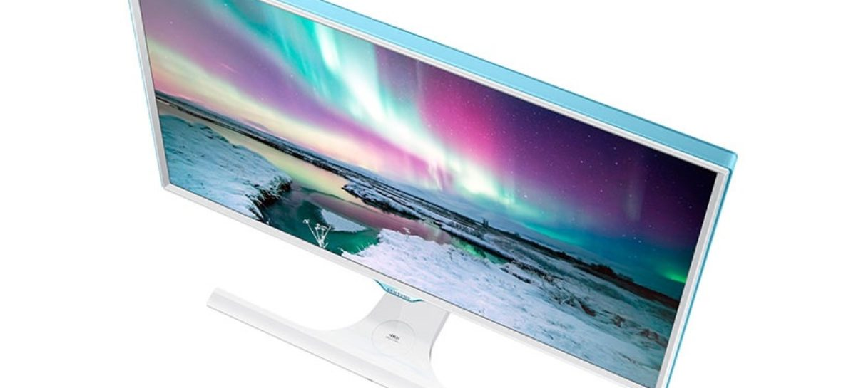 New Samsung Monitor Equipped With Wireless Charging