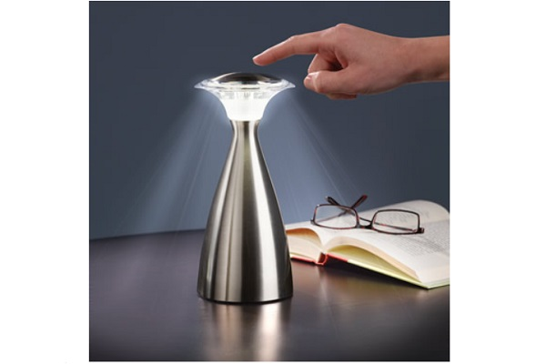 Touch Activated Cordless Lamp