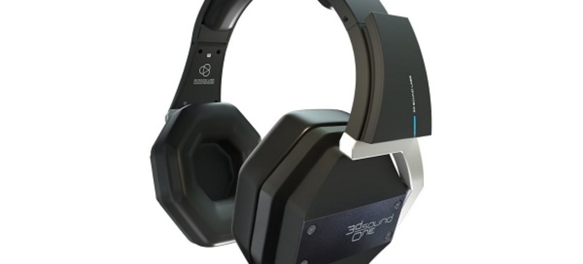 3D Sound Labs One 3D Audio Headphones