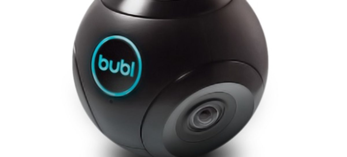 Bublcam 360-Degree Portable Camera