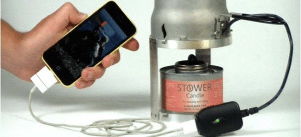 Candle Charger Emergency Power Generator