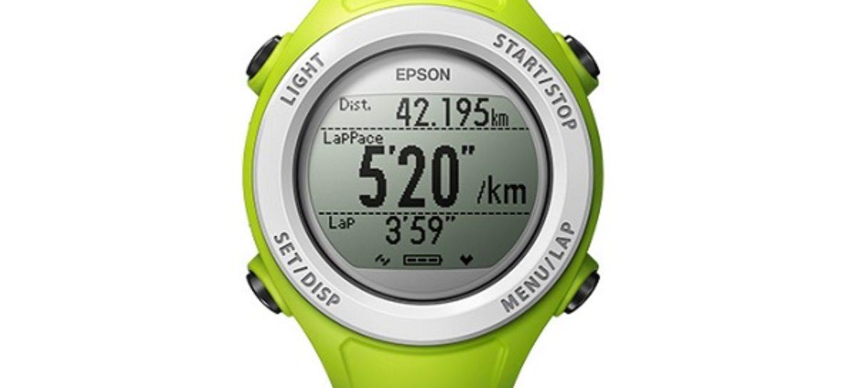 Epson Runsense SF-110 Fitness Watch