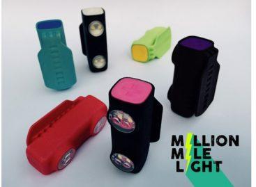 Million Mile Light Motion Powered Light