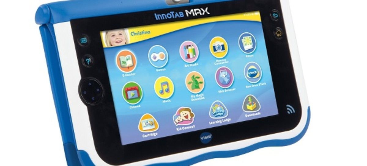 VTech InnoTab MAX Kid's Tablet
