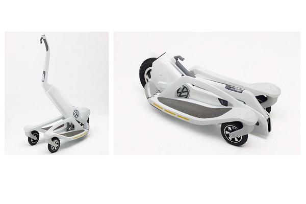 Volkswagen Last Mile Surfer